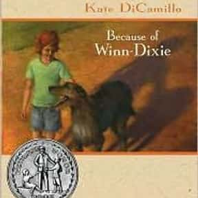 Because of Winn-Dixie is listed (or ranked) 22 on the list Books You Didn't Really Need To Read In Middle School