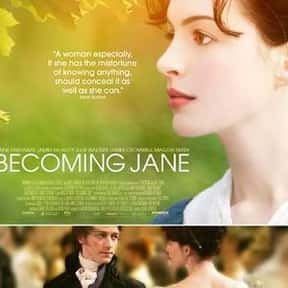 Becoming Jane is listed (or ranked) 21 on the list The Best Movies of 2007
