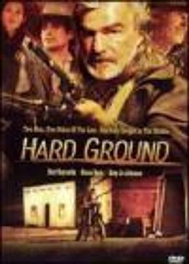 Hard Ground is listed (or ranked) 3 on the list Bruce Dern Western Roles