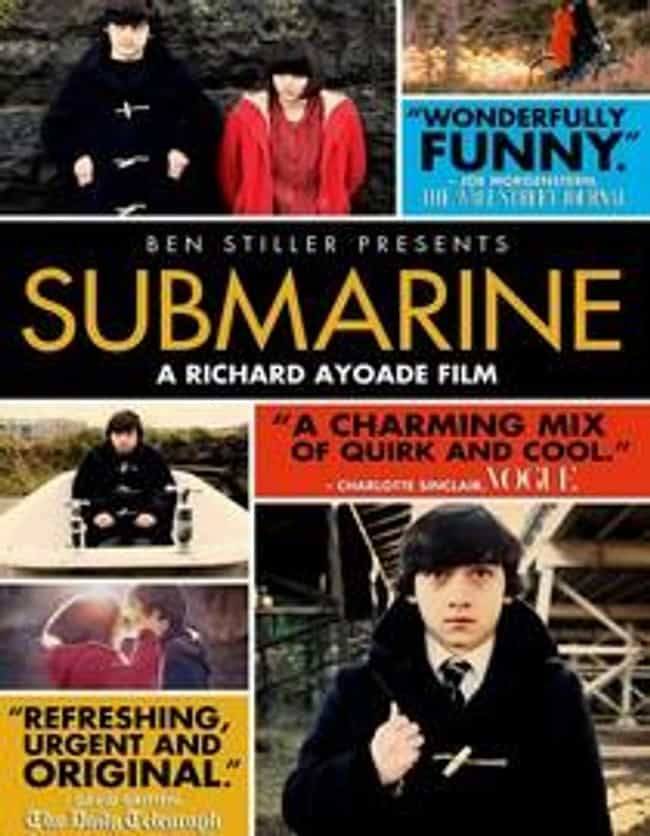 Submarine is listed (or ranked) 4 on the list What to Watch If You Love Juno