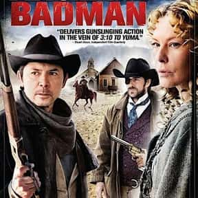 Angel and the Badman is listed (or ranked) 12 on the list The Best Luke Perry Movies
