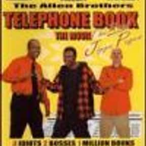 Telephone Book: The Movie is listed (or ranked) 18 on the list The Best Rudy Ray Moore Movies