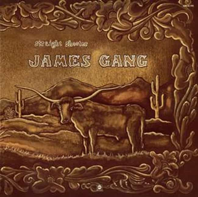 Straight Shooter is listed (or ranked) 4 on the list The Best James Gang Albums of All Time