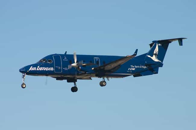 Beechcraft 1900 is listed (or ranked) 3 on the list List of Beechcraft Airplanes and Aircrafts