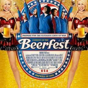 Beerfest is listed (or ranked) 14 on the list The Best Movies for Drinking Games