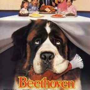 Beethoven is listed (or ranked) 18 on the list The Funniest Movies About Animals