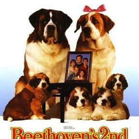 Beethoven's 2nd is listed (or ranked) 25 on the list The Funniest Movies About Animals