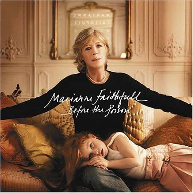 Before the Poison is listed (or ranked) 3 on the list The Best Marianne Faithfull Albums of All Time