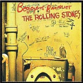 Beggar's Banquet is listed (or ranked) 24 on the list The Greatest Albums of All-Time