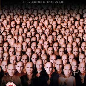 Being John Malkovich is listed (or ranked) 5 on the list The Best Movies That Are Super Weird