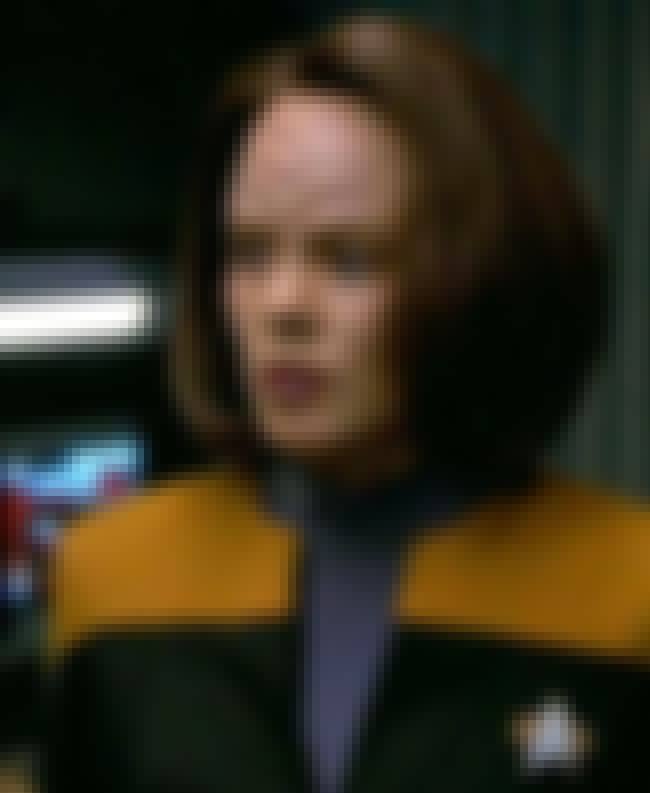 B'Elanna Torres is listed (or ranked) 4 on the list TV Characters Working as Engineer(s)