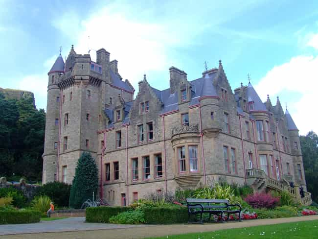Belfast Castle is listed (or ranked) 4 on the list List of Famous Belfast Buildings & Structures