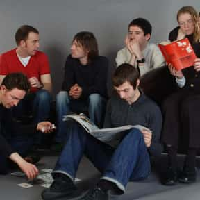 Belle & Sebastian is listed (or ranked) 4 on the list The Most Hipster Bands