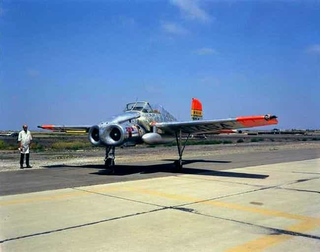 Bell X-14 is listed (or ranked) 3 on the list Planes Used By NASA