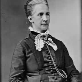 Belva Ann Lockwood is listed (or ranked) 20 on the list Famous Lawyers from the United States