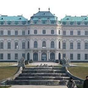 Belvedere is listed (or ranked) 7 on the list Famous Baroque Architecture Buildings