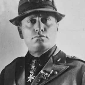 Benito Mussolini is listed (or ranked) 2 on the list List Of Executed Politicians