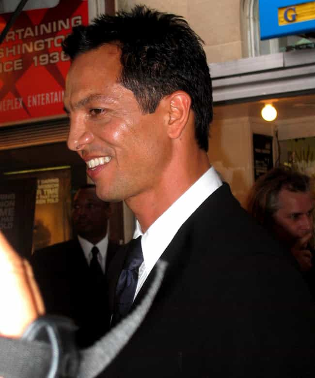 Benjamin Bratt is listed (or ranked) 2 on the list Celebrities Who Wear Ray Ban