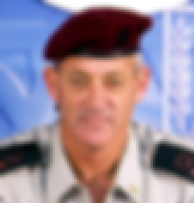 Benny Gantz is listed (or ranked) 4 on the list Famous National Defense University Alumni