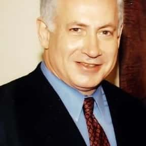 Benjamin Netanyahu is listed (or ranked) 15 on the list Famous People Named Ben