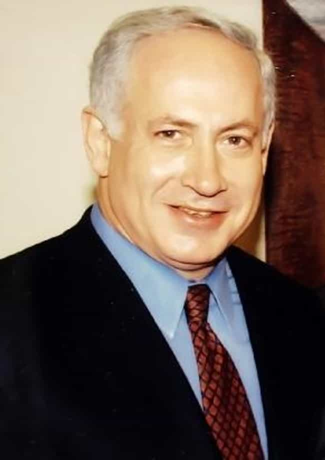 Benjamin Netanyahu is listed (or ranked) 1 on the list Famous Cheltenham High School Alumni