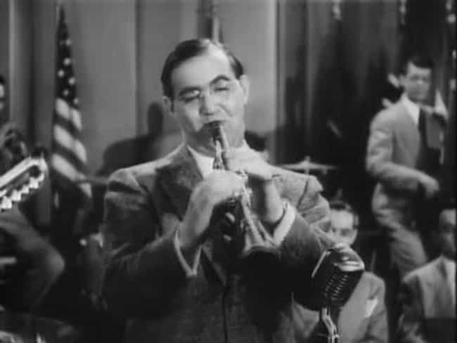 Benny Goodman is listed (or ranked) 2 on the list Famous Male Clarinetists