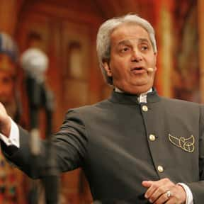 Benny Hinn is listed (or ranked) 24 on the list Celebrity Death Pool 2016