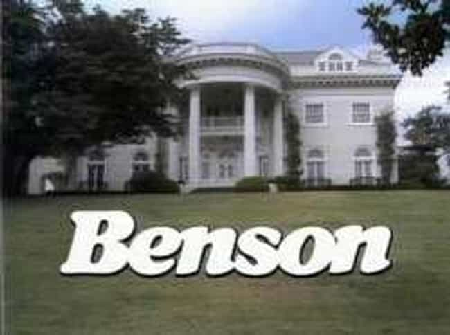 Benson is listed (or ranked) 2 on the list TV Shows Produced By Tony Thomas