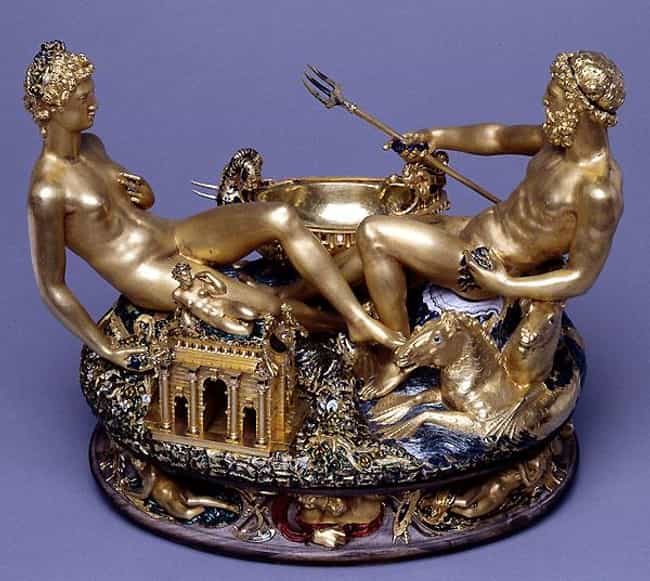 Benvenuto Cellini is listed (or ranked) 4 on the list Famous Mannerist Artists, Ranked
