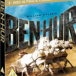 Ben-Hur is listed (or ranked) 1 on the list Every Oscar Winning Film Ever