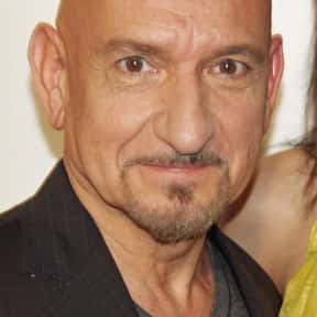 Ben Kingsley is listed (or ranked) 4 on the list Famous People Named Ben