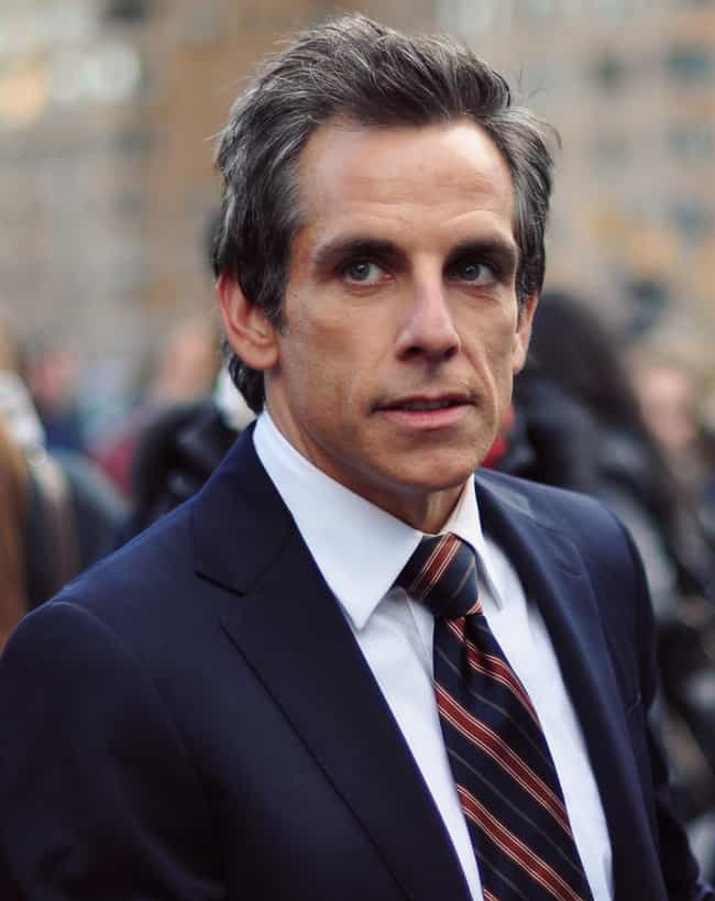 Ben Stiller is listed (or ranked) 4 on the list Male Celebrities Who Are 5'6