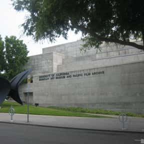 Berkeley Art Museum and Pacifi is listed (or ranked) 12 on the list Famous Brutalist Architecture Buildings