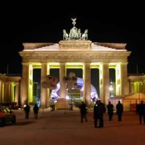 Berlin is listed (or ranked) 5 on the list The Top Party Cities of the World