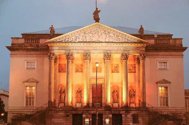 Berlin State Opera is listed (or ranked) 3 on the list List of Famous Berlin Buildings & Structures