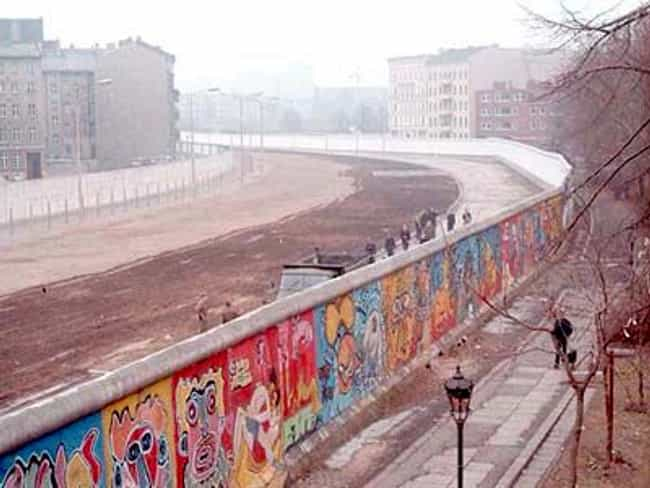 Berlin Wall is listed (or ranked) 2 on the list The 11 Most Significant Walls In World History