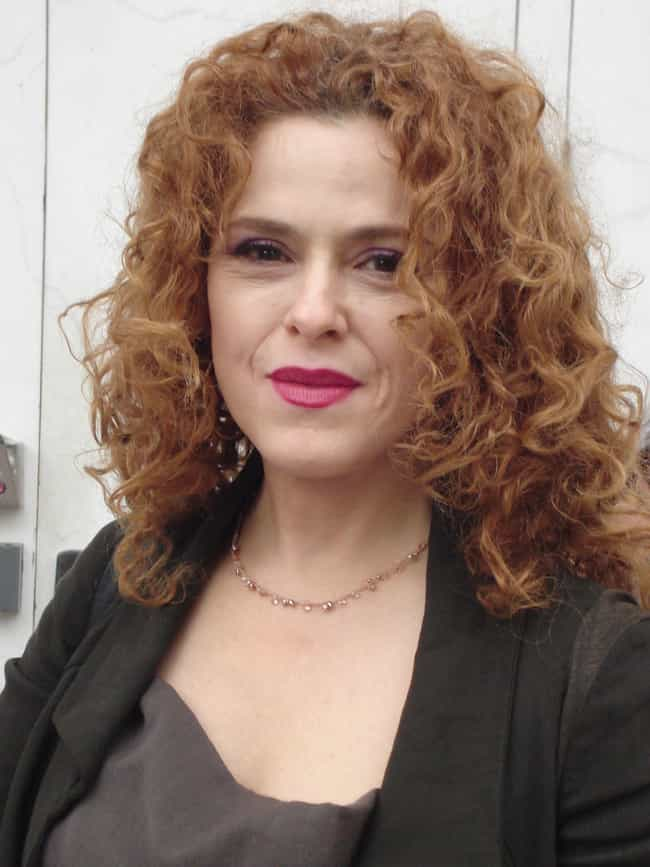 Bernadette Peters is listed (or ranked) 4 on the list Stunning Celeb Women Over 60