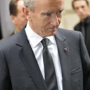 Bernard Arnault is listed (or ranked) 19 on the list Famous People Named Bernie & Bernard