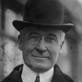 Bernard Baruch is listed (or ranked) 8 on the list Famous People From South Carolina