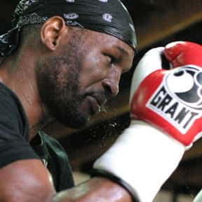 Bernard Hopkins is listed (or ranked) 4 on the list Famous People Named Bernie & Bernard