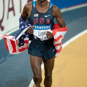 Bernard Lagat is listed (or ranked) 5 on the list Famous People From Kenya