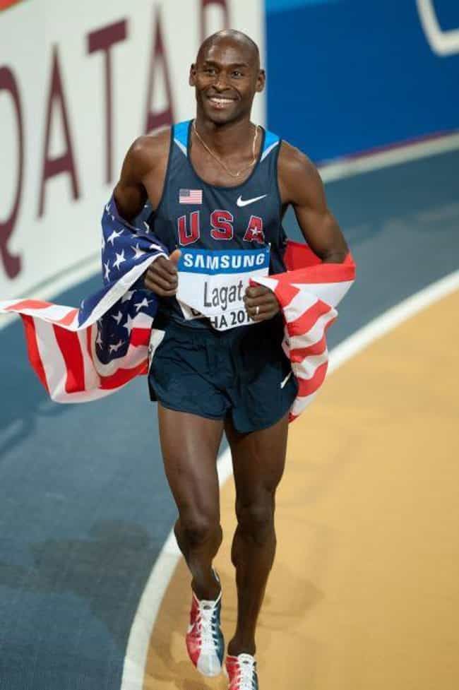 Bernard Lagat is listed (or ranked) 1 on the list The Best Olympic Athletes from Kenya