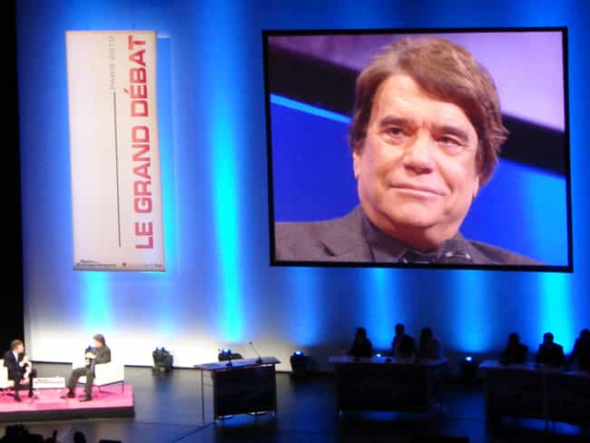 Bernard Tapie is listed (or ranked) 2 on the list Famous Entrepreneurs from France