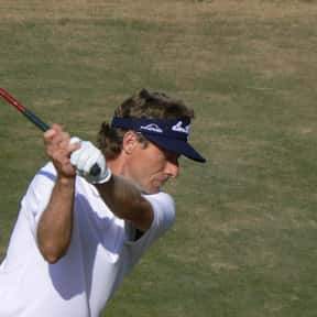 Bernhard Langer is listed (or ranked) 23 on the list The Best Golfers Of All Time