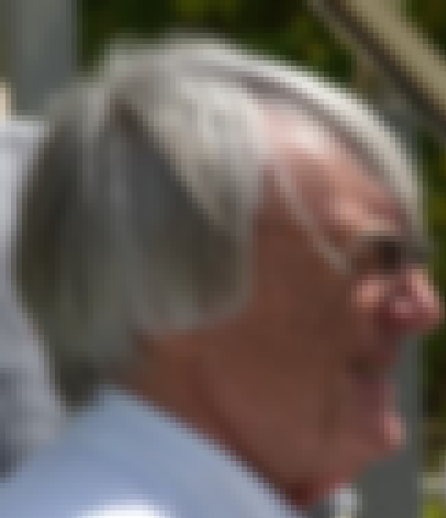 Bernie Ecclestone is listed (or ranked) 4 on the list Famous Racecar Drivers from England