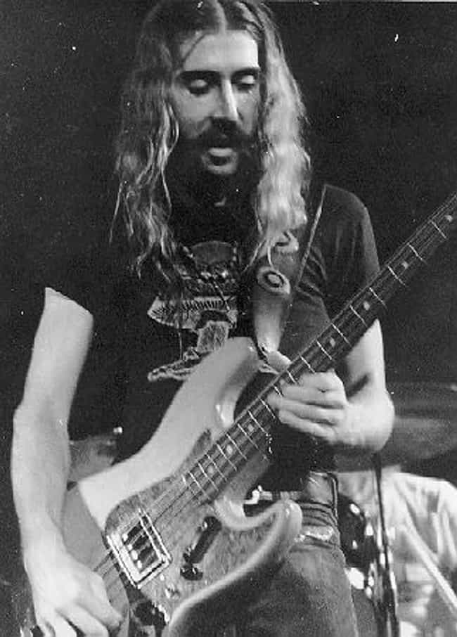 Berry Oakley is listed (or ranked) 3 on the list Famous People Who Died in Motorcycle Accidents