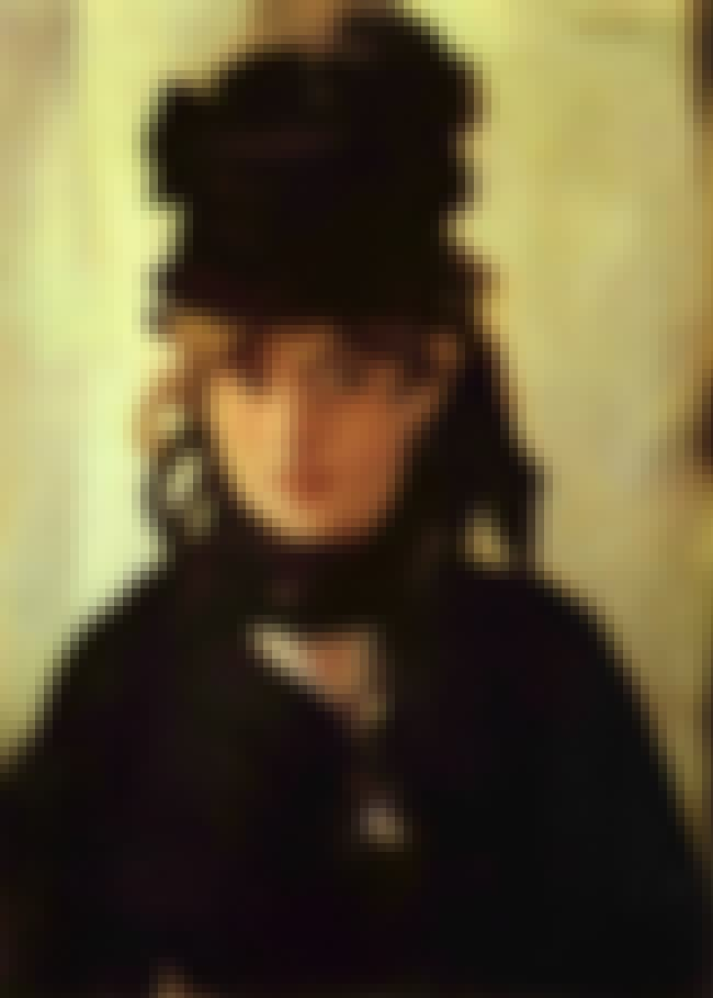 Berthe Morisot is listed (or ranked) 4 on the list Famous Female Painters