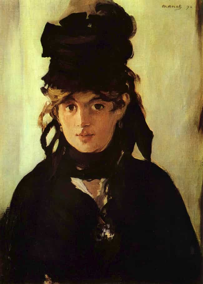 Berthe Morisot Is Listed Or Ranked 2 On The List Famous Female Painters