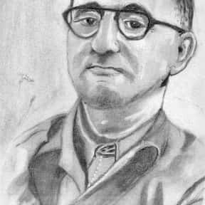Bertolt Brecht is listed (or ranked) 3 on the list Famous Playwrights from Germany