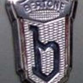 Gruppo Bertone is listed (or ranked) 11 on the list The Best Italian Sports Car Brands